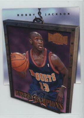 £1.01 • Buy 1997 Metal Universe Championship Preview Future Champions Bobby Jackson Rookie