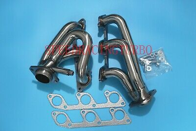 $165 • Buy Header Exhaust For  Ford Mustang 05-10 4.0 V6 Shorty Stainless Performance Pair