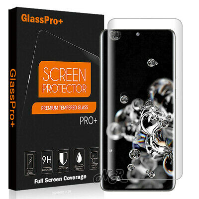 AU5.99 • Buy For Samsung Galaxy S20 FE S21 Plus Ultra Note 20 Tempered Glass Screen Protector