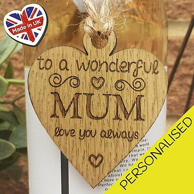 £4.79 • Buy Personalised MOTHERS DAY Gifts Mum Mummy Grandma Nanny Birthday Gifts For Auntie