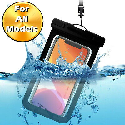 £3.49 • Buy Waterproof Case Underwater Phone Cover Dry Bag Universal Pouch For Smartphones