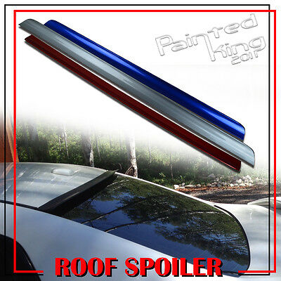$ CDN75 • Buy 04-08 For ACURA TL III 3rd 4DR Sedan Rear Roof Lip Spoiler Painted#B92P BLACK