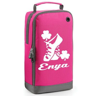 $24.85 • Buy Personalised Irish Dancer Shoe Bag Kit School Dance Irish Dancing Birthday Gift