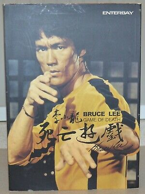 $750 • Buy Enterbay GOD 2654 Bruce Lee Game Of Death Full Package MIB