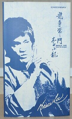 $500 • Buy Enterbay 12  1/6 Scale Bruce Lee Enter The Dragon 1044 A Blue Box MIB