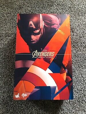 $325 • Buy Hot Toys 1/6 Captain America- Avengers Age Of Ultron MMS 281