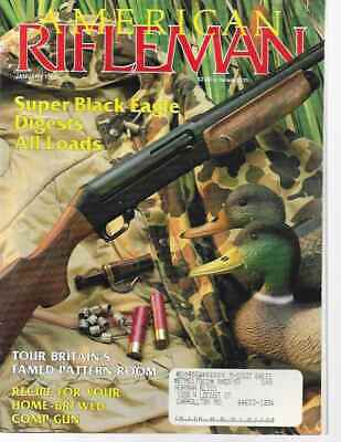 $8.99 • Buy American Rifleman Magazine February 1993 Early Problems Faced By The M14