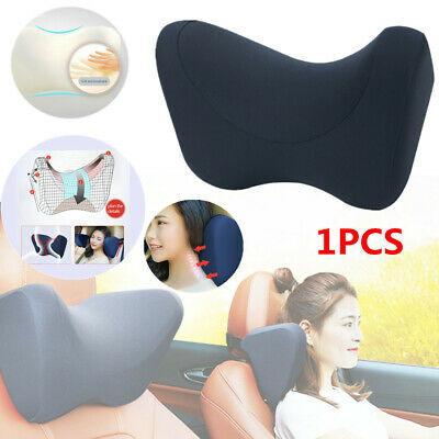 $ CDN28.52 • Buy 1X SUV Car Seat Rest Neck Pillow 85D Memory Foam Ergonomic Soft Headrest Support