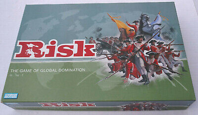 $12.99 • Buy Risk Board Game The Game Of Global Domination 2003 Complete Gold Token