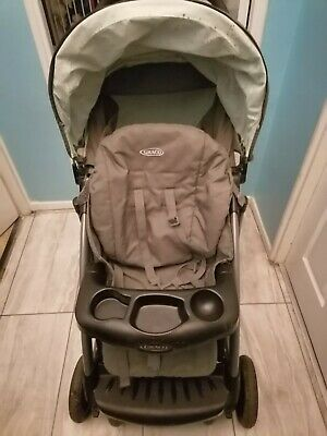 Graco Quattro Tour Deluxe Travel System Single Seat Stroller • 25£