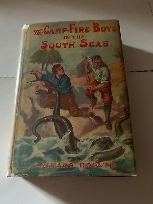 £54.86 • Buy The Campfire Boys In The South Seas - By Latharo Hoover - Camp-Fire Boys Series