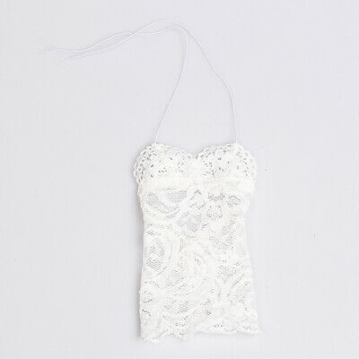 $17.60 • Buy 1:6 Scale Sex White Lace Dress For 12inch DID TTL Enterbay Accessories