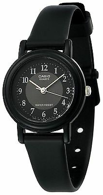 $ CDN14.40 • Buy Casio Women's Black Resin Watch, Analog, Water Resistant, LQ139A-1B3