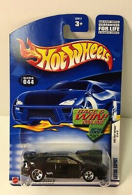 $ CDN5.27 • Buy Hot Wheels Lotus Esprit Die-Cast Metal Car 2002 Collector #044 NOS