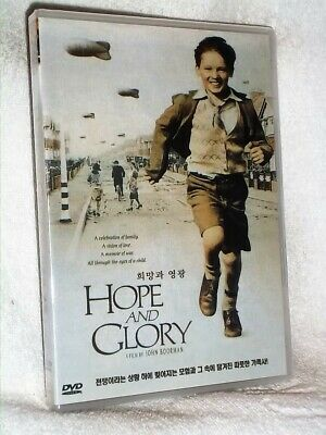 AU17.03 • Buy Hope & Glory (DVD, 1987) NEW Sarah Miles David Hayman Sebastian Rice-Edwards