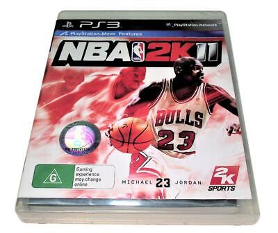 AU14.90 • Buy NBA 2K11 Sony PS3