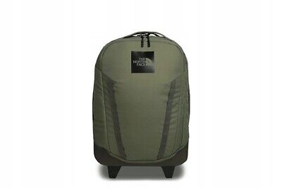 The North Face Overhead Cabin Suitcase Bag Green • 70£