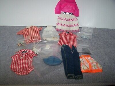 $ CDN43.54 • Buy Vintage Barbie Lot Clothing And Accessories 13 Pcs