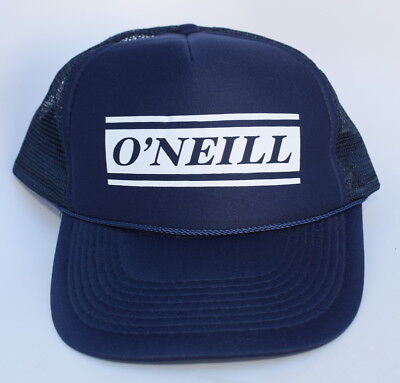 $16.96 • Buy O'NEILL Surf One Size Fits Most Snapback 5-Panel Trucker Baseball Cap Hat