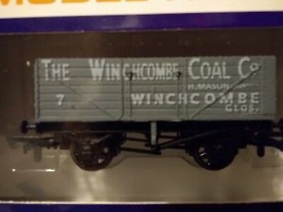 Dapol Limited Edition Wagon From Glocs Warks Rly Winchcombe Coal No 7 • 18£