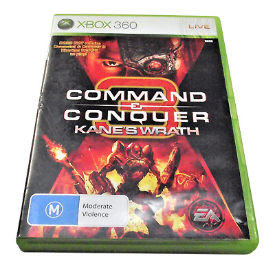 AU39.90 • Buy  Command & Conquer 3 Kane's Wrath XBOX 360 PAL