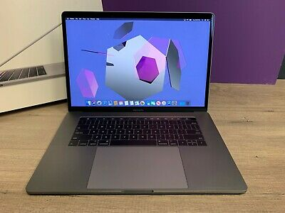$1389 • Buy MacBook Pro 15 Inch TOUCH BAR / Space Gray / OS-2019 / 256GB SSD / WARRANTY!
