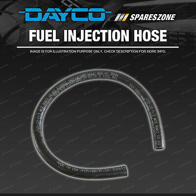 AU57.95 • Buy Dayco Fuel Injection Hose 6mm X 3.00m For Diesel & Bio-Diesel Fuel