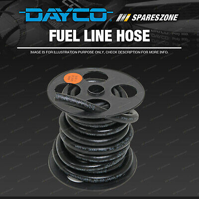 AU63.95 • Buy Dayco Fuel Line Hose 6mm X 7.60m For All Gasoline Engines Except Fuel Injection