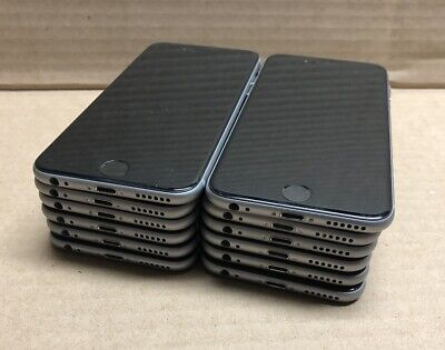 $ CDN1689.95 • Buy Lot Of 12 Apple IPhone 6s - 32GB  Space Grey (unlockable, On Telus)