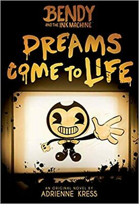 NEW Dreams Come To Life Bendy And The Ink Machine Review Praise For Drea UK FAS • 8.03£