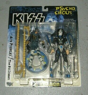 KISS ACE FREHLEY McFarlane Psycho Circus Figure Collectibles NEW Vintage 1998  • 8.16£