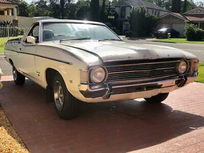 AU28100 • Buy 1973 Ford Falcon Xa Gs Ute, 302 V8, Matching Numbers And Books >>rare<<