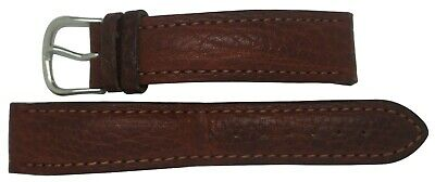 $ CDN35.19 • Buy Vintage Brown Leather Swiss Army Watch Band Replacement Parts Switzerland