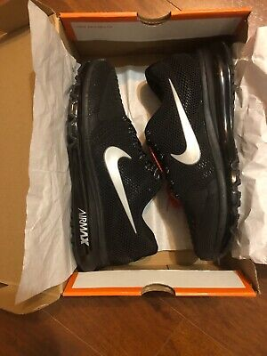 $98 • Buy Nike Air Max 2017 Running Mens Shoes Size 8.5 Black New 849559-001