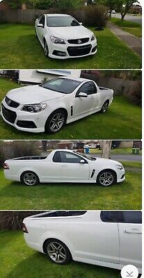 AU5000 • Buy Ve Sv6 Ute Now With Vf Ss Front