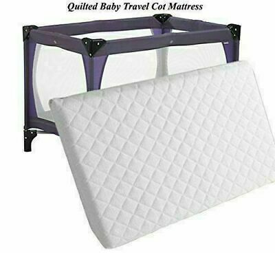 £17.99 • Buy Travel Cot Mattress For Graco, Redkite And Mamas & Papas 95 X 65 Cm