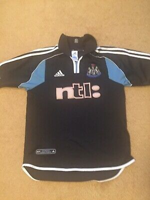 $18 • Buy Newcastle Jersey - Premier League - Soccer - Medium - Mens - Vintage