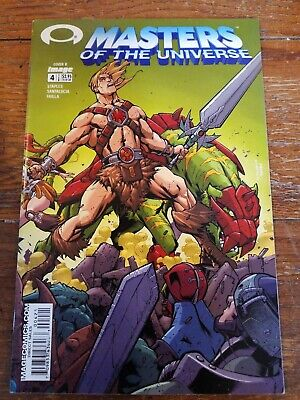 $2 • Buy Masters Of The Universe 4 Image Comics 2003 2