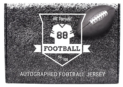 $4.99 • Buy LAS VEGAS RAIDERS HIT PARADE S11 AUTOGRAPHED FOOTBALL JERSEY  - LIVE BREAK #6
