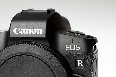 View Details Canon EOS R 30.3 MP Mirrorless Digital Camera - Very Low Shutter Count (<1000) • 1,450.00£