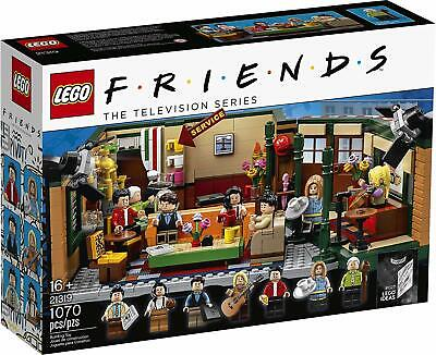 $93.02 • Buy LEGO Ideas Central Perk 21319 * Friends The Television Series