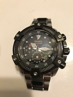 $ CDN2000 • Buy Seiko Velatura Automatic Chronograph Limited Edition 46mm Complete W/Box Papers