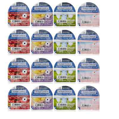 Yankee Candle Wax Tart Melts - Mix & Match Your Fragrances - Fast Dispatch • 1.85£