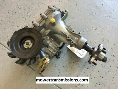 AU400 • Buy Ride On Mower Transmission Gearbox Hydrostatic Repair Tuff Torq Hydrogear