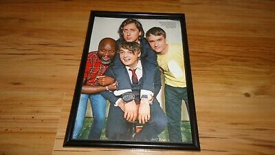 £11.99 • Buy THE LIBERTINES(circa 2015)-Framed Picture