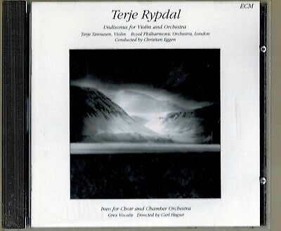 Ecm Terje Rypdal - Undisonus For Violin And Orchestra, Ineo • 10.99£