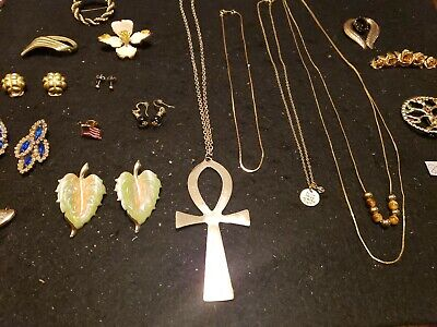 $ CDN13.79 • Buy Lot Gold Tone Jewelry Vintage Modern Stunning Estate