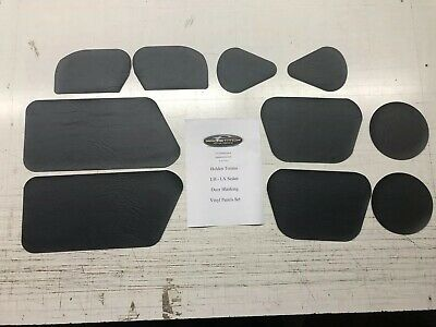 AU68 • Buy HOLDEN TORANA LH -LX 4 Door Sedan, Door Blanking Panel Set Interiors