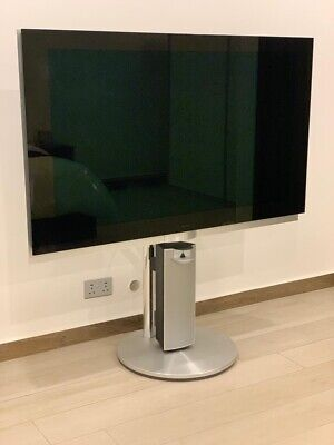 Silver Bang & Olufsen BeoVision 7-55  With Beolab 7.4 And MotofloorStand • 1,999£