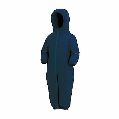Regatta Kids' Splosh III Breathable Insulated Waterproof Puddle Suit - Blue Navy • 30.56£